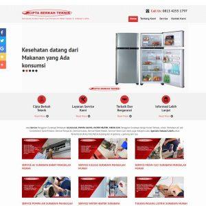Website Service Panggilan