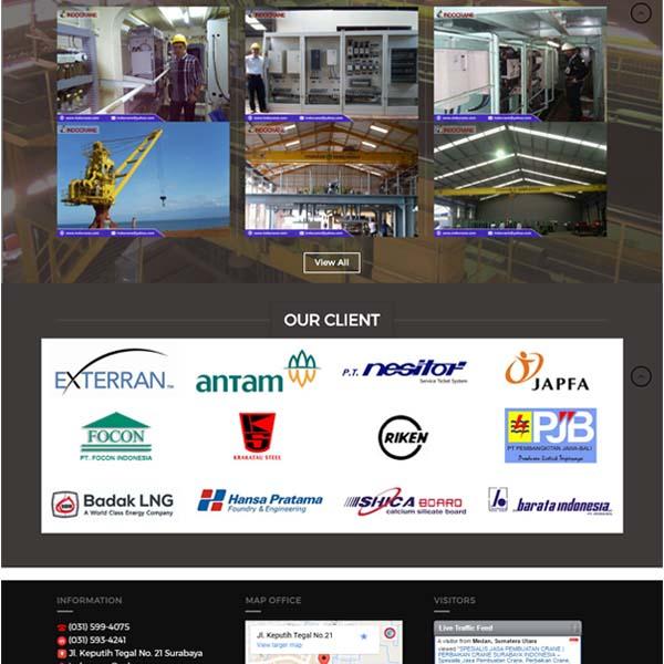 pembuatan website alat surabaya