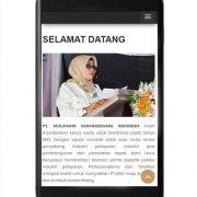WEBSITE PT. ADILUHUNG SARANASEGARA INDONESIA 3