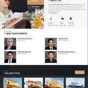 WEBSITE PT. ADILUHUNG SARANASEGARA INDONESIA 4