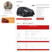 Buat website sales mobil surabaya