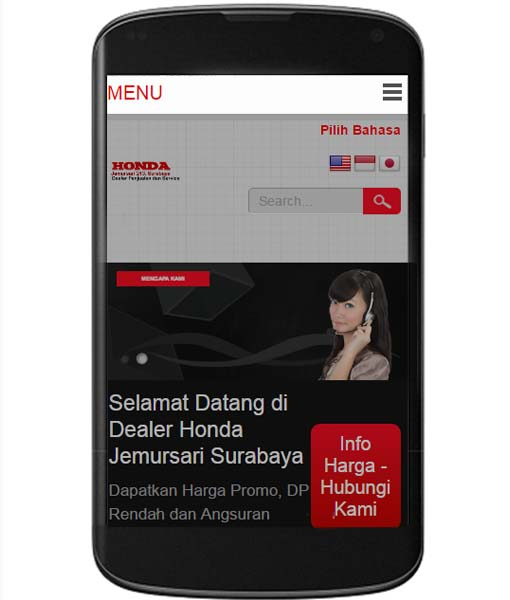 website sales honda surabaya