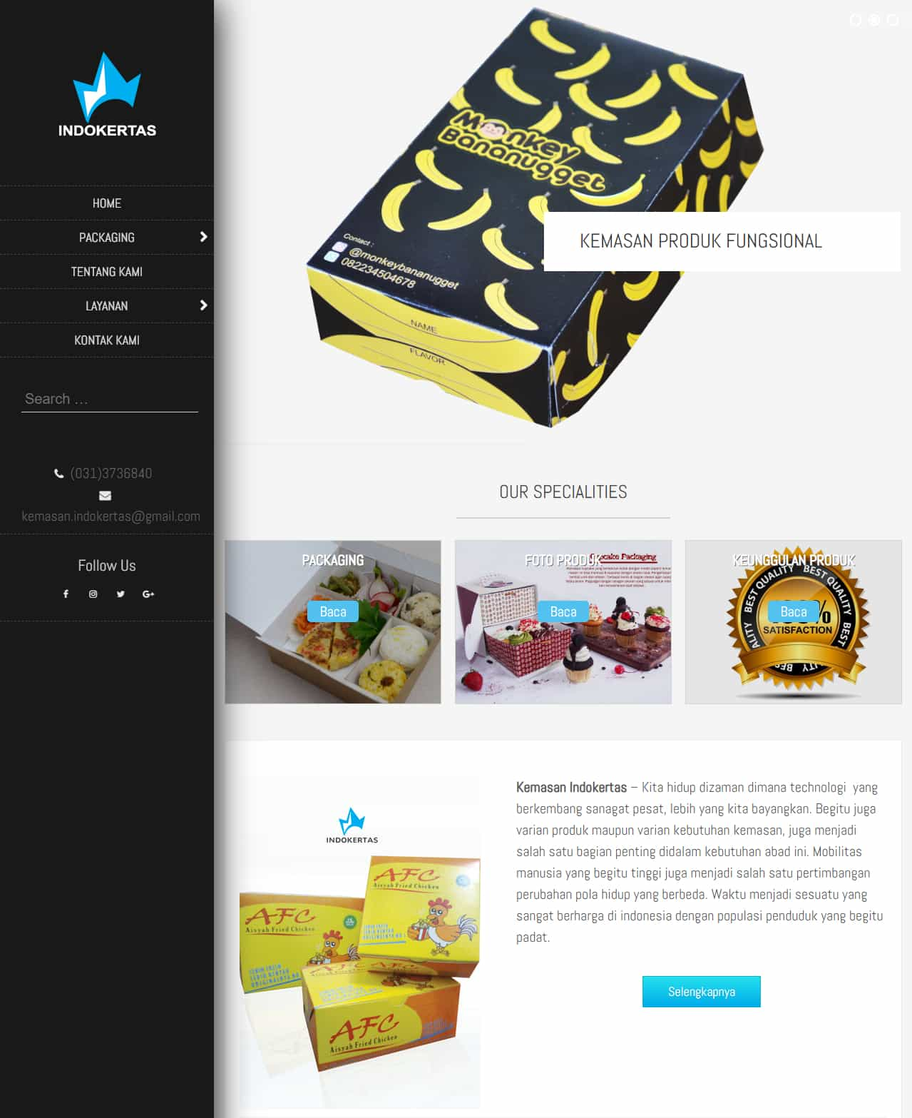 website indokertas buat website surabaya bolo solutions