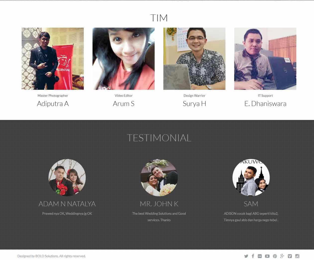 jasa photografer profesional Surabaya